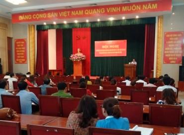Hội nghị phổ biến các quyền dân sự, chính trị và Luật trưng cầu dân ý