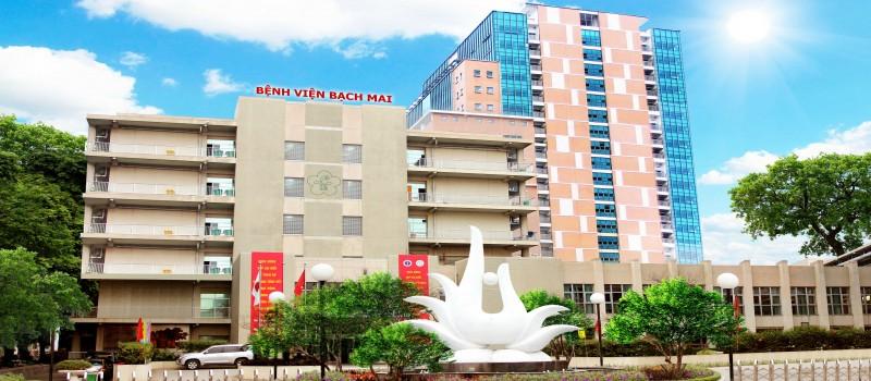 Phê duyệt quy hoạch Bệnh viện Bạch Mai