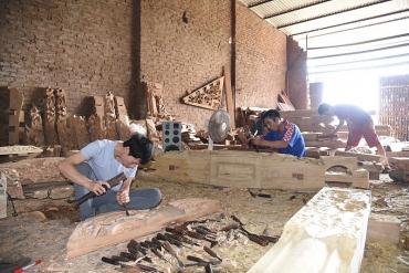 Huyện Quốc Oai: 100% lao động sau khi học nghề đều có việc làm