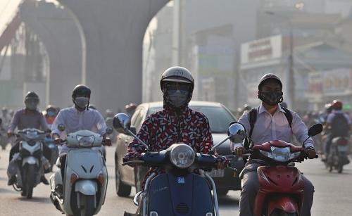 Hà Nội xuất hiện những ngày chất lượng không khí ở mức rất xấu