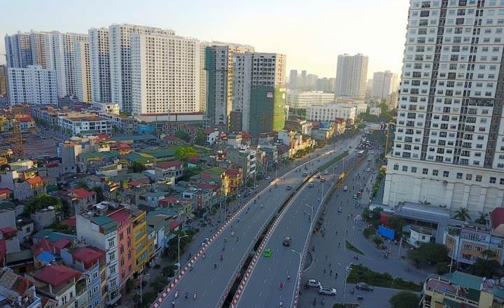 Huyện Gia Lâm hoàn thành 3 tiêu chí nữa là có thể lên quận