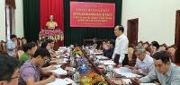 Tăng cường đối thoại giữa chính quyền với người dân để giải quyết các vụ việc