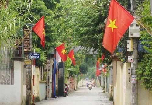 Hà Nội thực hiện sáp nhập 348 thôn, tổ dân phố