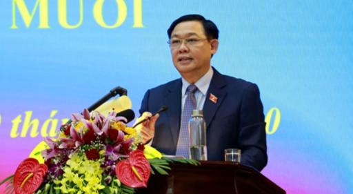 Bí thư Thành ủy Vương Đình Huệ: Dứt khoát phải đầu tư mở rộng quốc lộ 21B