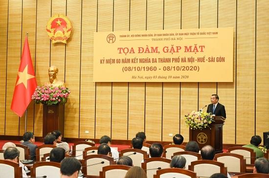 """Hà Nội - Huế - Sài Gòn: """"Như cây một cội, như con một nhà"""""""