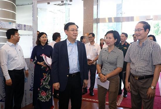 Thường trực Thành ủy duyệt công tác phục vụ Đại hội Đảng bộ thành phố Hà Nội lần thứ XVII