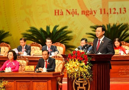 Hà Nội gương mẫu xây dựng Đảng bộ và hệ thống chính trị trong sạch, vững mạnh