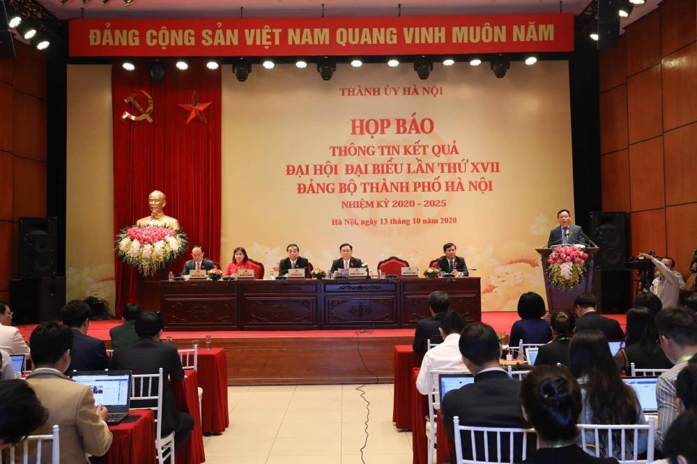Bí thư Thành ủy Vương Đình Huệ nói về công tác quy hoạch cán bộ trẻ