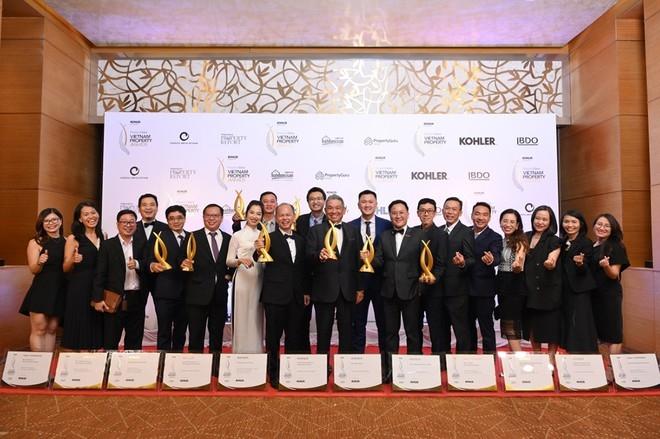 Gamuda Land Việt Nam xuất sắc được vinh danh đến 8 hạng mục quan trọng tại Lễ trao Giải thưởng PropertyGuru Vietnam Property Awards 2020