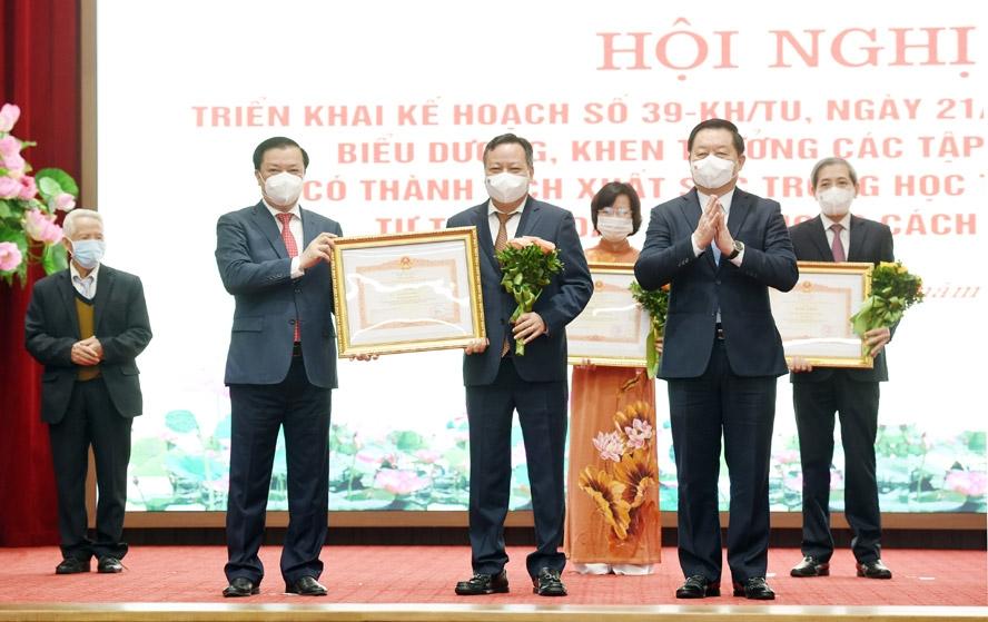 Bí thư Thành ủy Hà Nội: Cán bộ có chức vụ càng cao càng phải gương mẫu