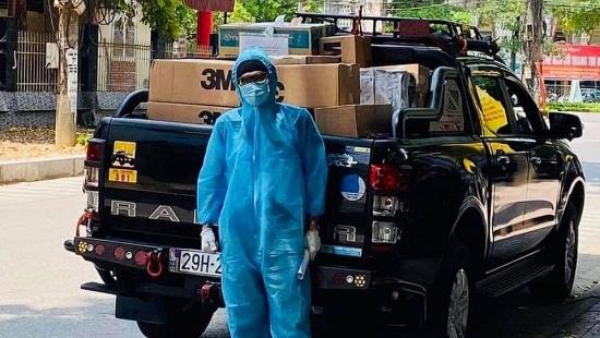 """""""Chiến binh"""" Nguyễn Xuân Hoàn vượt qua bệnh tật cống hiến vì cộng đồng"""