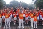 Hàng nghìn bạn trẻ tham gia 'Nhảy! Vì sự tử tế'