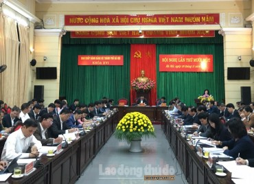 Khai mạc Hội nghị BCH Đảng bộ TP Hà Nội lần thứ 11, khóa XVI