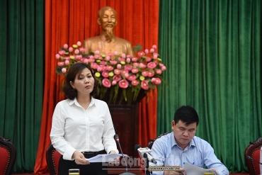 Quận Long Biên: Tăng cường quản lý trật tự xây dựng