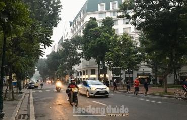 Hôm nay (14/11): Hà Nội có mưa về đêm và sáng sớm