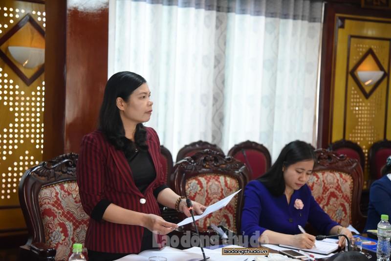 LĐLĐ huyện Ba Vì: Phối hợp giải ngân cho đoàn viên vay hơn 7,3 tỷ đồng