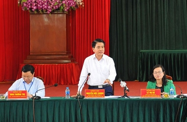 Huyện Thanh Oai: Cần quản lý chặt chẽ đất nông nghiệp