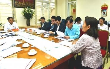 Lịch tiếp công dân của Chủ tịch UBND TP Hà Nội