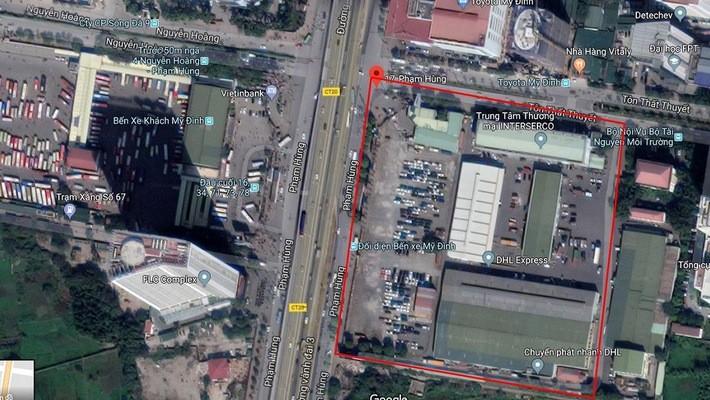 Công khai Kết luận của Thanh tra TP Hà Nội về khu đất 17 Phạm Hùng, quận Nam Từ Liêm