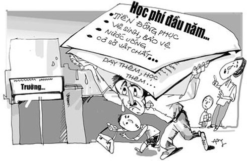 Kiên quyết xử lý nghiêm các trường ngoài công lập sai phạm