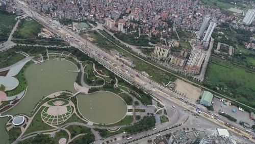 Đường Phạm Văn Đồng đã mang diện mạo hiện đại