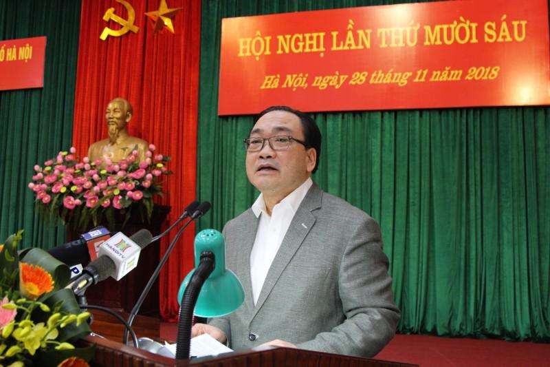 Năm 2019, Hà Nội tiếp tục nâng cao năng lực, hiệu quả hoạt động của hệ thống chính trị