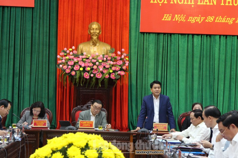 Trường học ở Hà Nội được phép nâng lên 4 tầng