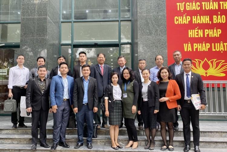Hà Nội - Campuchia: Chia sẻ kinh nghiệm quản lý báo chí