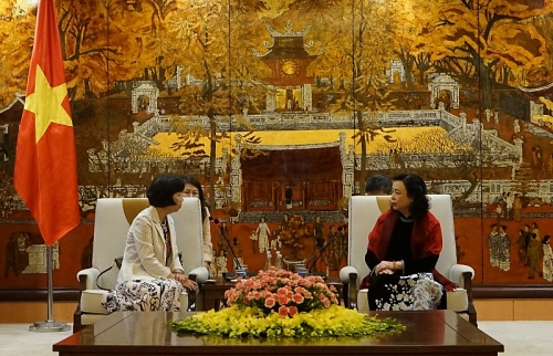 Hà Nội - Ibaraki tăng cường quan hệ hợp tác