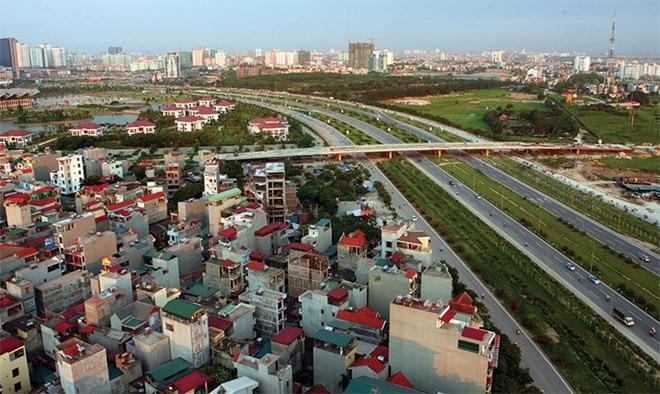 Hà Nội sẽ có 17 quận vào năm 2025