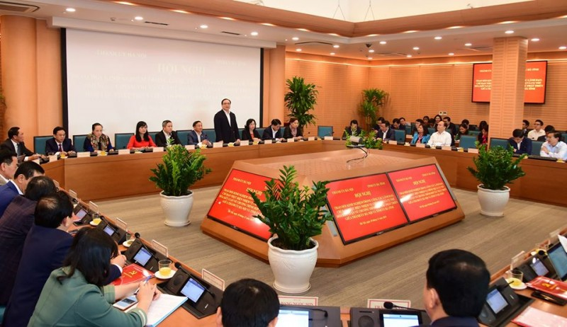Hà Nội - Hà Tĩnh: Tăng cường trao đổi để phát huy lợi thế của hai địa phương