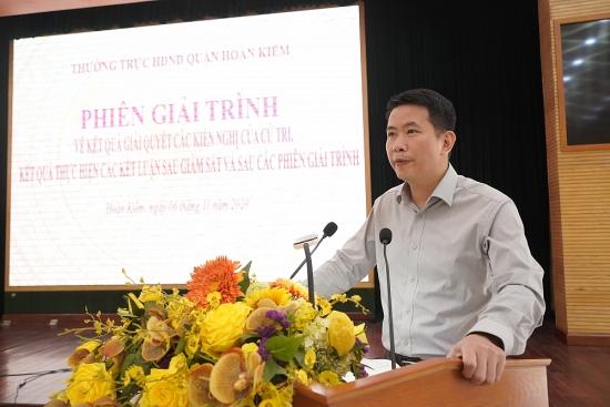 Quận Hoàn Kiếm sắp đồng loạt ra quân thực hiện đợt cao điểm trật tự đô thị