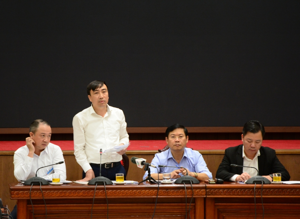 Huyện Quốc Oai hỗ trợ 18.413 người khó khăn do dịch Covid-19