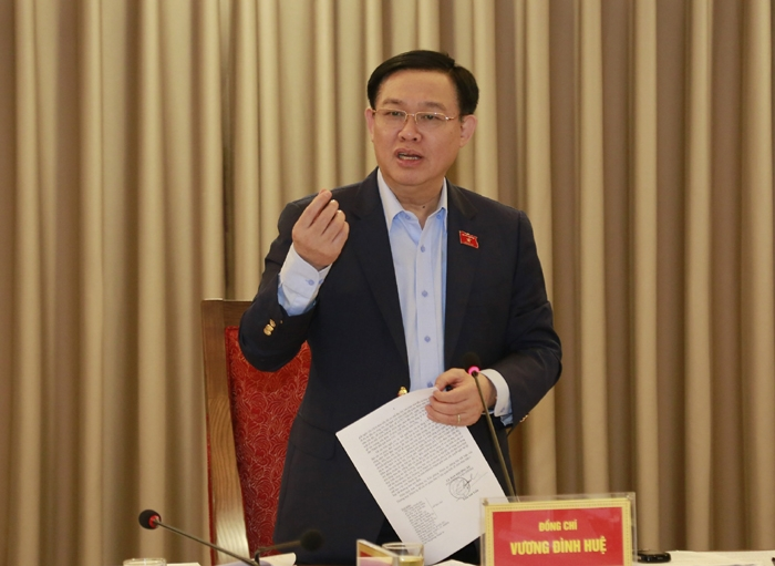 Bí thư Thành ủy Vương Đình Huệ: Giải quyết dứt điểm việc thiếu nhà văn hóa thôn