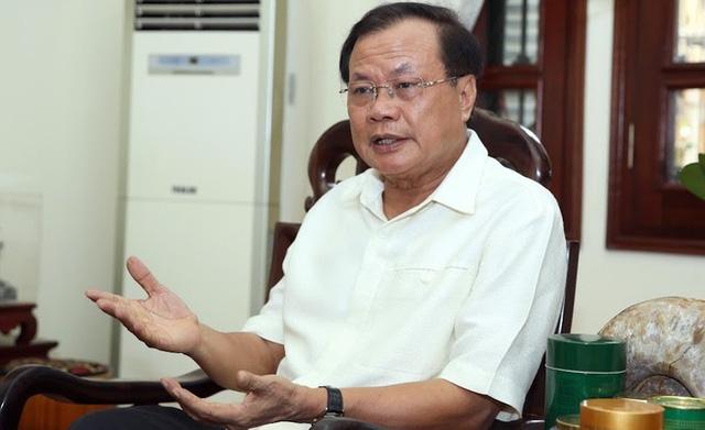 Nguyên Bí thư Thành ủy Hà Nội Phạm Quang Nghị: Phải coi trọng công tác cán bộ từ cơ sở