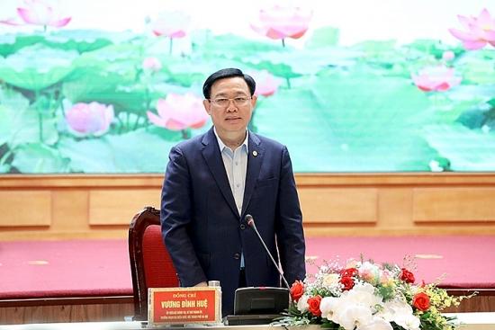 Bí thư Thành ủy Vương Đình Huệ: Chọn việc giải quyết dứt điểm, để lấy mẫu làm các việc khác