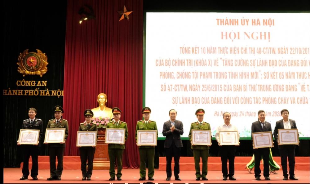 Phó Chủ tịch Thường trực Hội đồng nhân dân thành phố Hà Nội Nguyễn Ngọc Tuấn