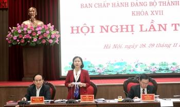 Thường trực Thành ủy Hà Nội sẽ làm việc với 5 huyện đang phát triển lên quận