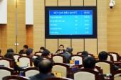 Thông qua Nghị quyết về nhiệm vụ phát triển KTXH năm 2017