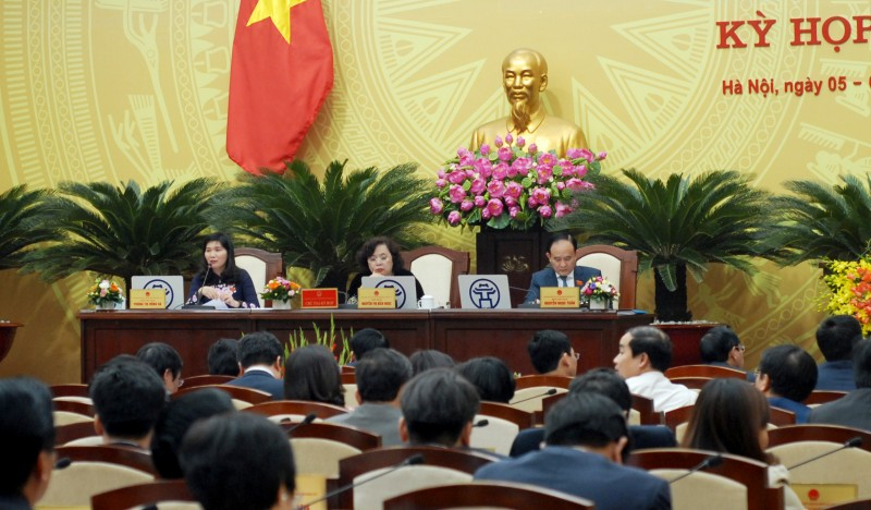 Năm 2015, Hà Nội có 2 khoản thu lớn không đạt dự toán