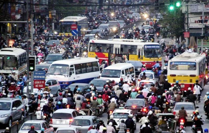 Thực hiện 6 giải pháp để chống ùn tắc giao thông