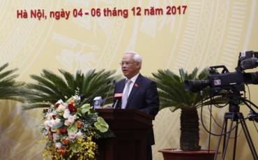 HĐND TP Hà Nội đã thực hiện tốt chức năng, nhiệm vụ theo luật định