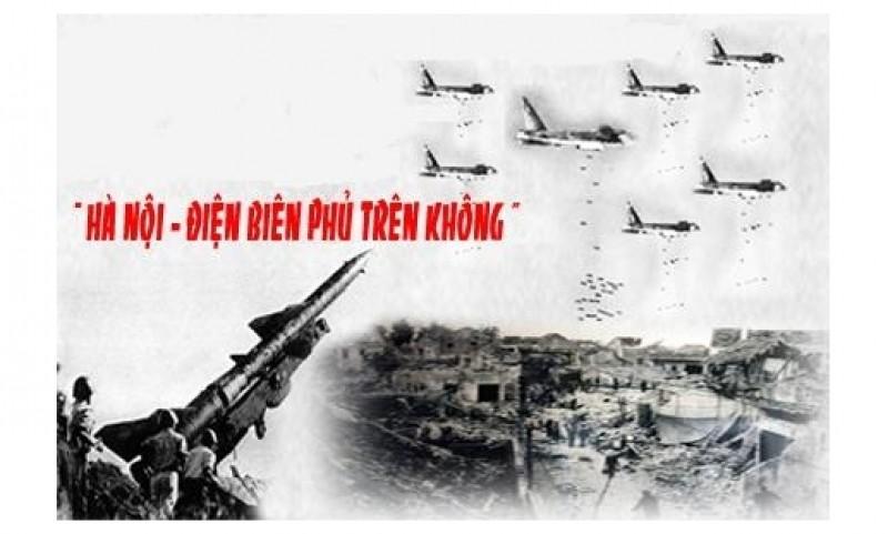 Hướng tới kỷ niệm 45 năm Chiến thắng 'Hà Nội - Điện Biên Phủ trên không' bằng nhiều hoạt động thiết thực