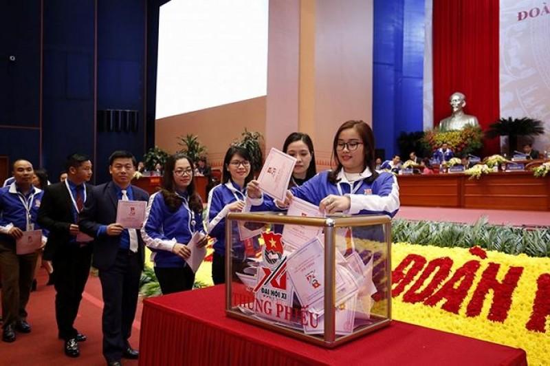 Ban Chấp hành Trung ương Đoàn Khóa XI gồm 151 thành viên