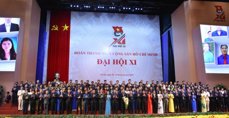 Tuổi trẻ Việt Nam 'Tiên phong, bản lĩnh, đoàn kết, sáng tạo, phát triển'