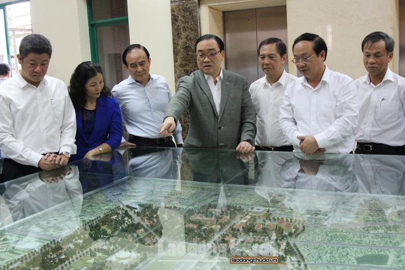 Hà Nội đã phê duyệt 57 đồ án quy hoạch