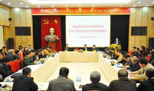 Đang thử nghiệm 30 nghìn bóng đèn tiết kiệm điện ở huyện Gia Lâm