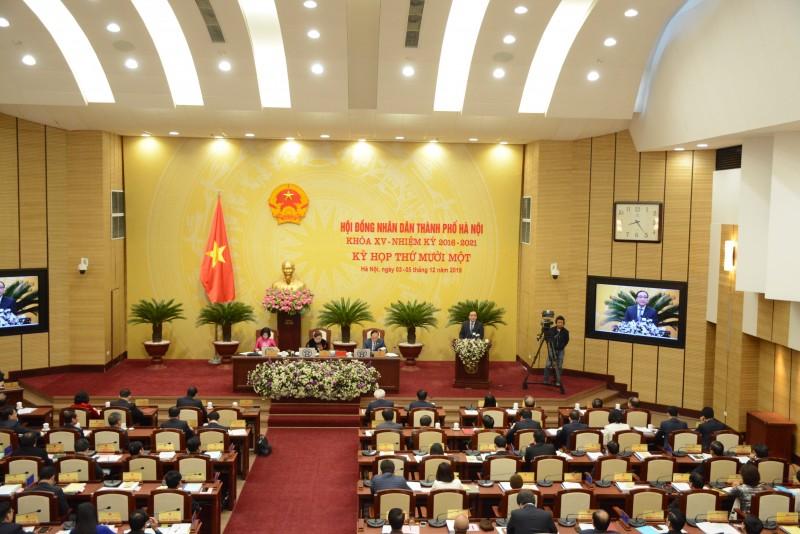 HĐND thành phố Hà Nội sẽ chú trọng hơn nữa hoạt động tái giám sát