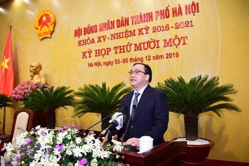 Bí thư Thành ủy Hà Nội: Cần chú ý đến các cơ chế, chính sách có tính đột phá