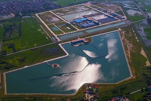 Nguồn nước sạch Hà Nội đang khai thác bảo đảm chất lượng